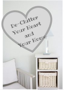 De-Clutter Your Heart and Home (1)